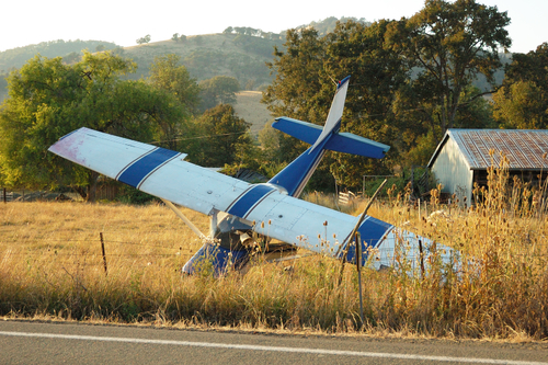 plane crash attorney of Southern Cal from the law office of Tawni Takagi