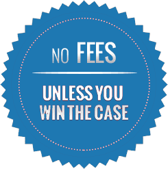 no fees unless you win the case