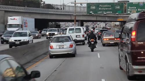 lane splitting verdict