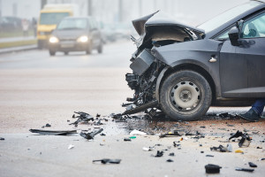 San Francisco, CA – One Person Killed and One Injured in Car Crash at Intersection