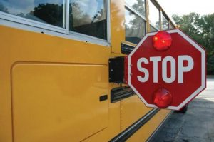 School bus crash in Shasta County