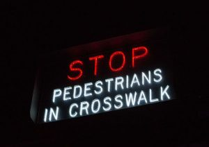 Fatal pedestrian accident in Riverside County