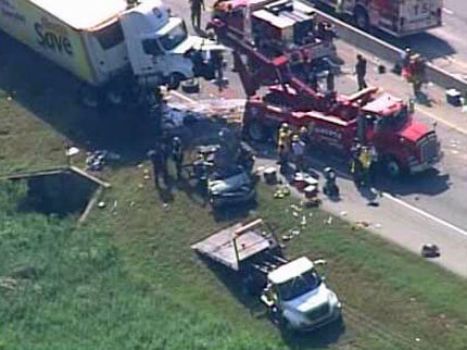 Del Norte trucking accident