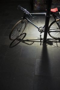 Bicycle collision in Sacramento County
