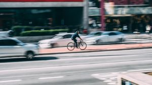 Fatal bicycle collision in Los Angeles County