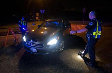 San Dimas, CA - 2-Car Crash on Badillo St and Valley Center Avenue