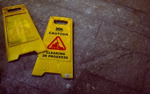 What Happens If You Slip And Fall Inside A California Store?
