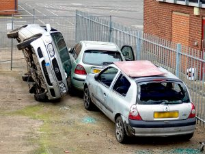 Vehicular Accident First Steps Checklist